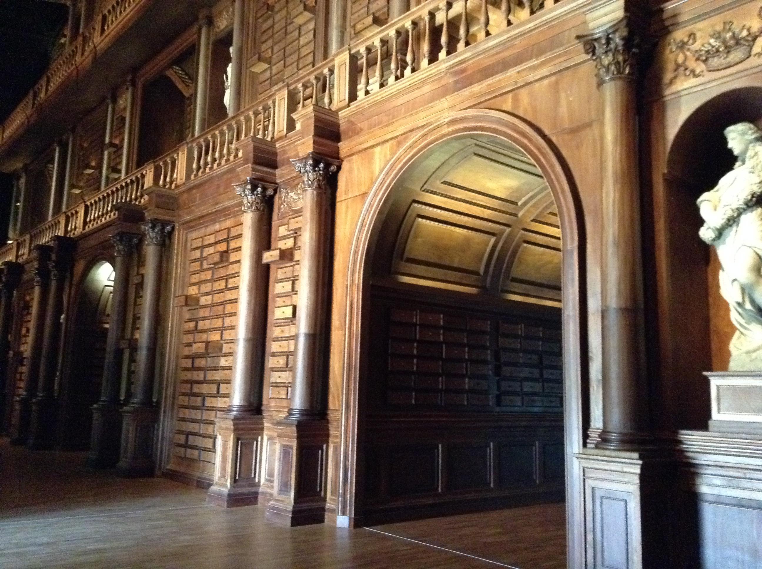 la Biblioteca del Sapere